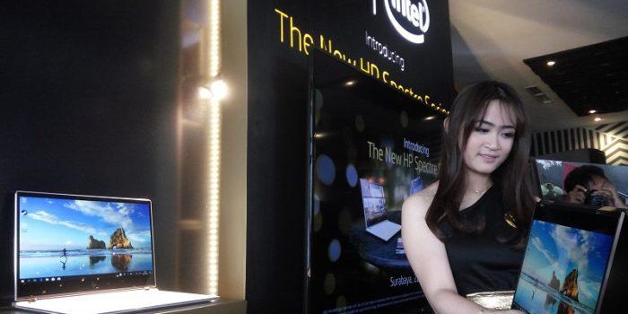 HP Luncurkan Seri Spectre Terbaru, Laptop Layar Sentuh Super Tipis