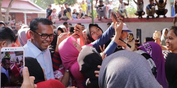 Seribuan Relawan Prof Andalan Bakal Nobar Debat Kandidat di Rumah Perjuangan