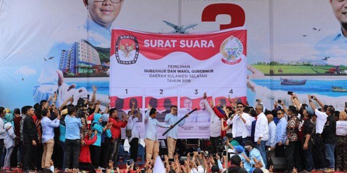 Ini Tiga Pertimbangan Prof Andalan Pilih Bone untuk Kampanye Akbar Perdana