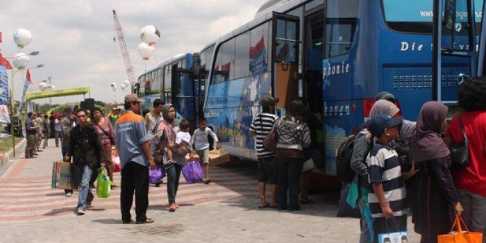 Puspa Agro Buka Pendaftaran Mudik Gratis, Siapkan 22 Bus