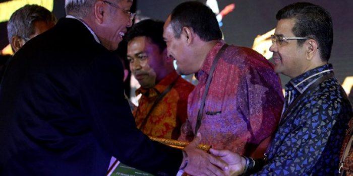 SI Raih Emas Kementerian ESDM, Sukses Kelola Lingkungan Tambang