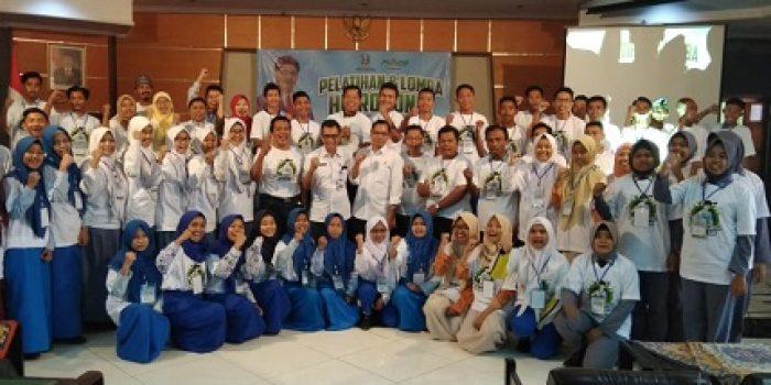 Tim Puspa Agro Latih Hidroponik Siswa se-Jatim