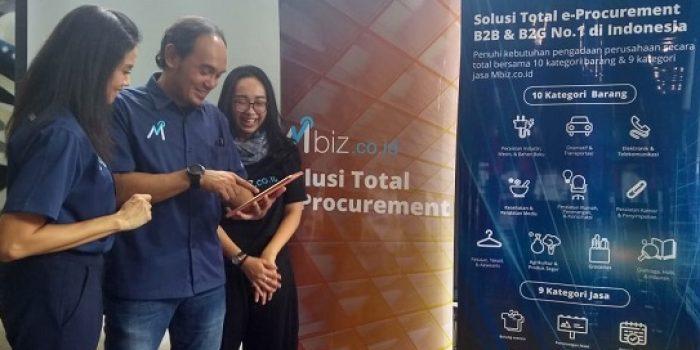 Bisa Hemat Rp 6 Miliar, MbizHadirkan Platform e-Procurement