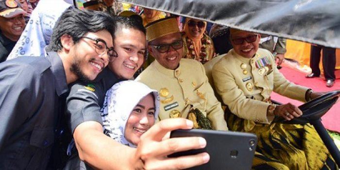 BJ Habibie dan Nurdin Abdullah, Dua Teknokrat Aset Nasional Kelahiran Parepare