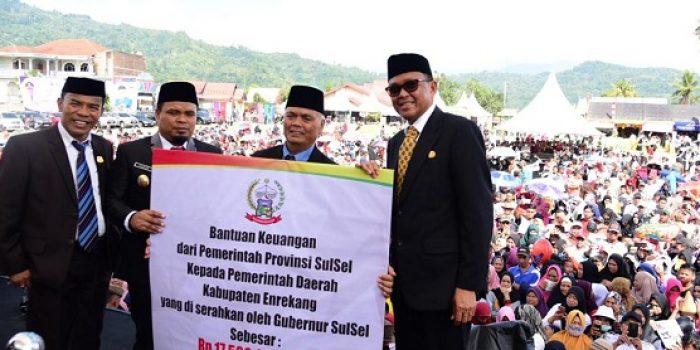 Gubernur Sulsel Tetapkan Paradigma Pemerintahan Menjadi Pelayan Masyarakat
