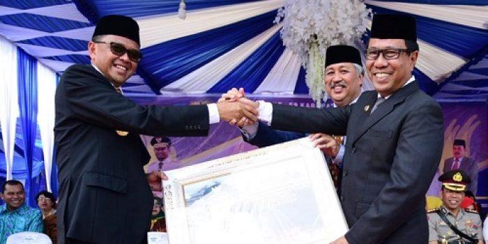 Gubernur Nurdin Abdullah Ajak Masyarakat Jadikan 2019 Pilpres Teraman