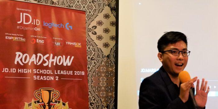 Kompetisi JD.ID High School League 2019 Dimulai