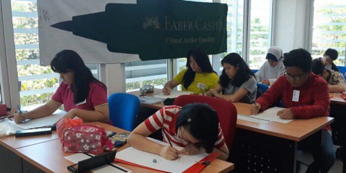 Faber-Castell Rangsang Anak Muda Lahirkan Super Hero Indonesia
