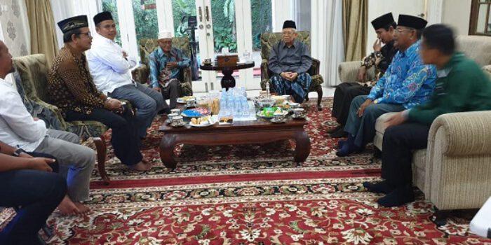 KH Ma'ruf Amin Minta PCNU Aceh Singkil Gelar Haul Abdurrauf As-Singkili
