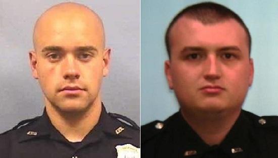 Atlanta Police B;ack Lives Matter