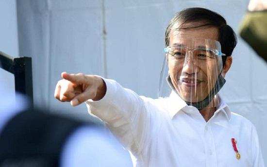 Presiden Jokowi COVID-19