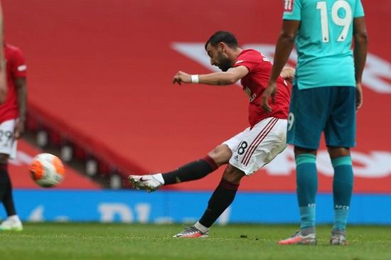 Bruno Manchester United