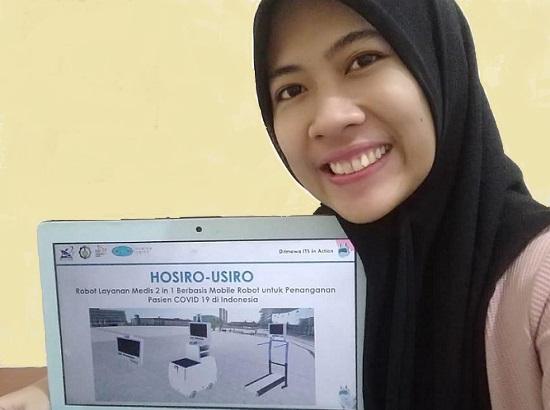 Robot Hosiro-Usiro