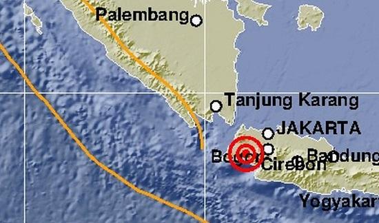 Gempa Rangkasbitung