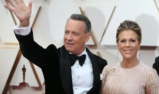 Tom Hanks COVID