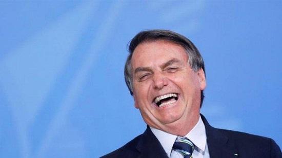 Presiden Brasil Positif COVID-19