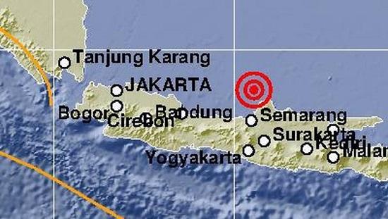 Gempa Jepara