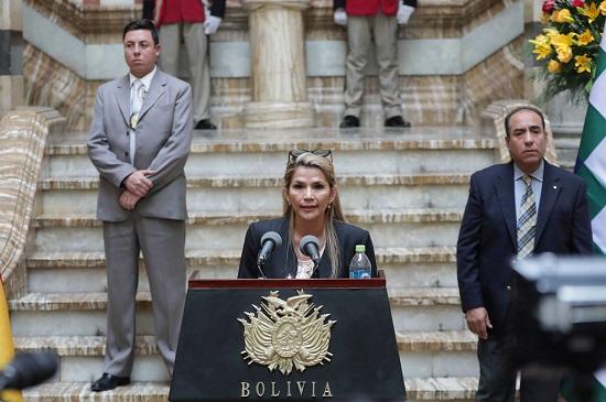 Presiden Bolivia Positif COVID-19