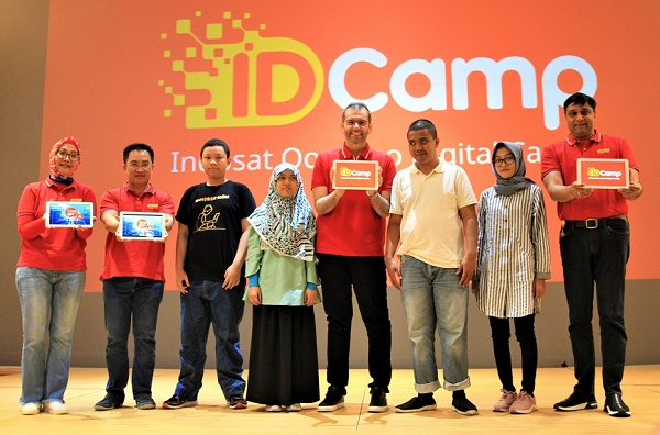 IDCamp Indosat Ooredoo