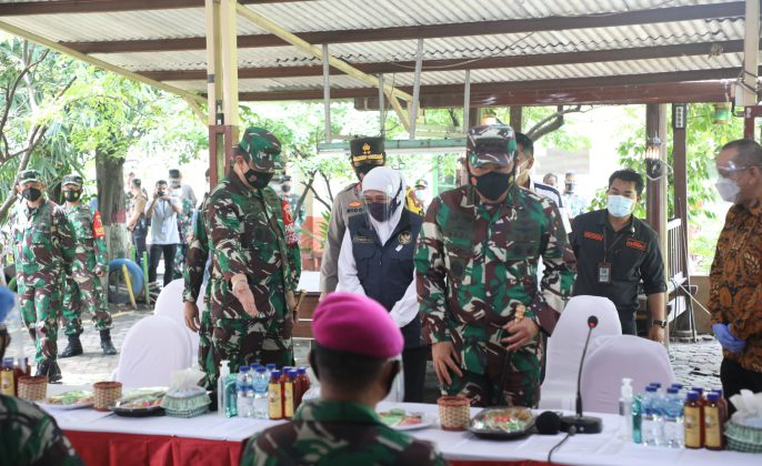 Panglima TNI PPKM Mikro