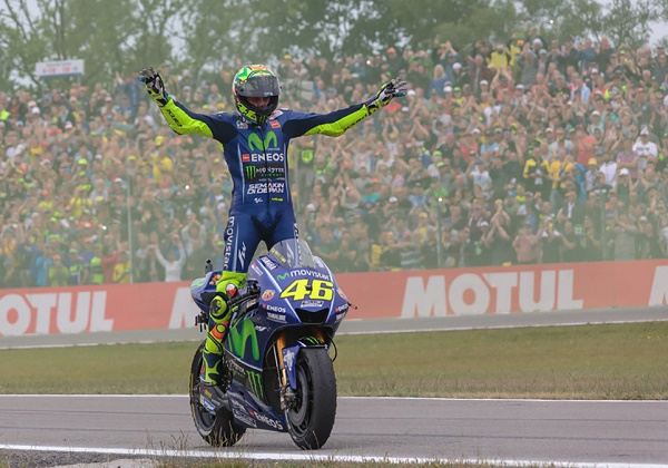 The Doctor VR46