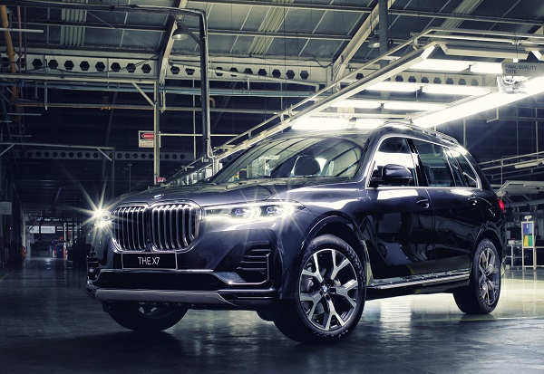 BMW The New X7