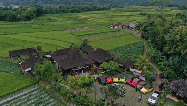 Desa Wisata Karangrejo Candi Borobudur