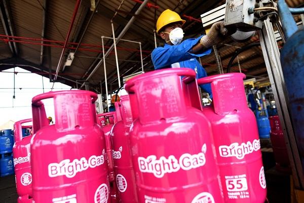Bright gas pertamina