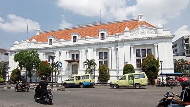 Gedung DJB Surabaya Bank Indonesia