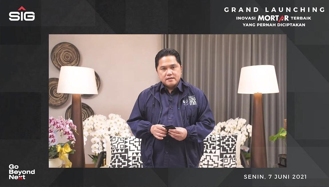 Mortal Indonesia wujud transformasi SIG