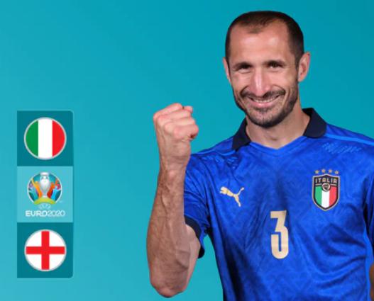 Giorgio Chiellini EURO 2020