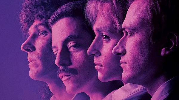 Personel Queen di film Bohemian Rhapsody