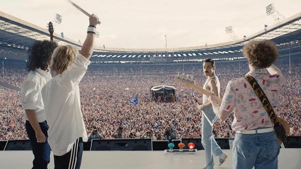 Bohemian Rhapsody Queen konser Live Aid Bob Geldof.