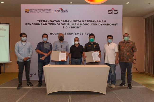SIG DynaHome Sumatera Selatan